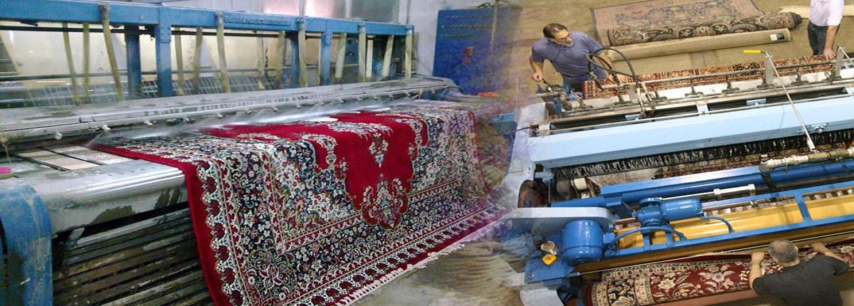 قالیشویی-سران