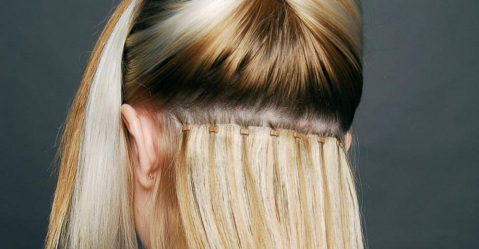 اکستیشن مو و مژه samar